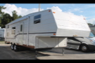 Used 2002 Jayco Quest 265B Fifth Wheel For Sale