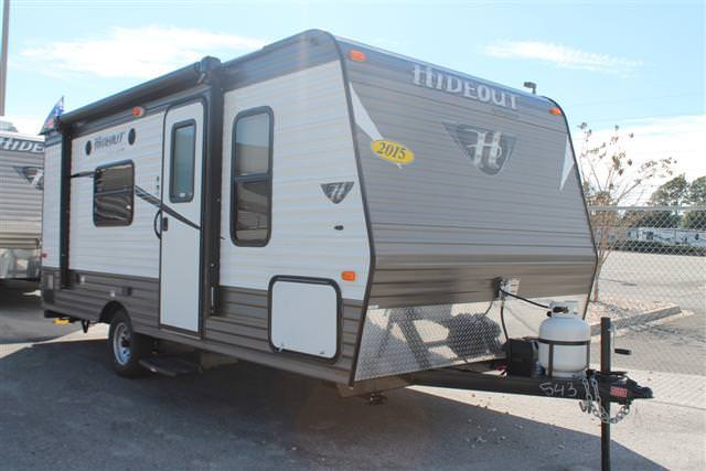 New 2015 Keystone Hideout 178LHS Travel Trailer For Sale