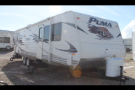 Used 2010 Forest River Puma 29FQS Travel Trailer For Sale