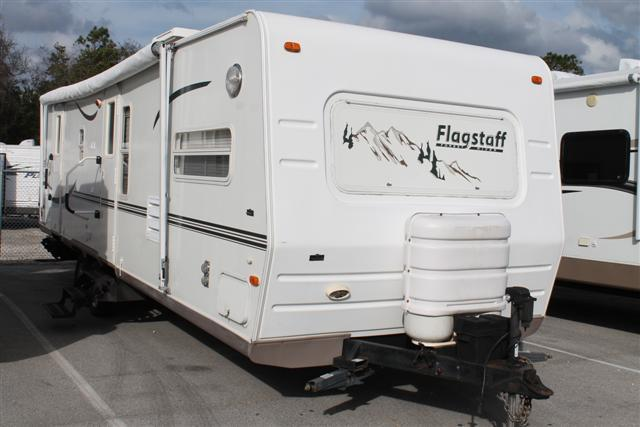 Used 2005 Forest River Flagstaff 831FKSS Travel Trailer For Sale