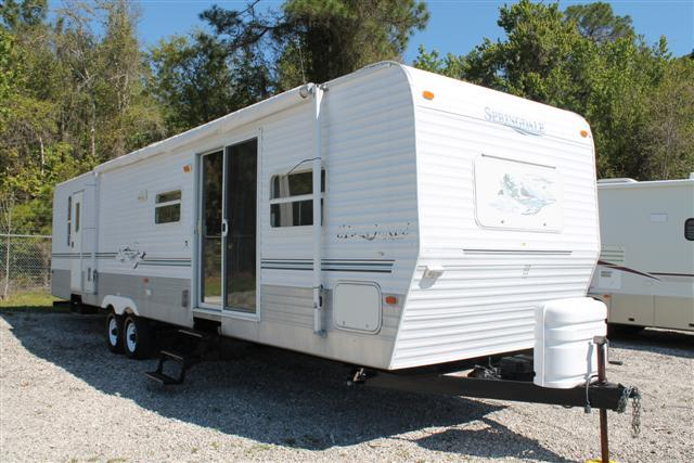 Used 2004 Keystone Springdale 367BH Travel Trailer For Sale