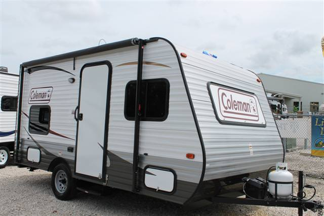 Used 2015 Dutchmen Coleman CTS15BH Travel Trailer For Sale