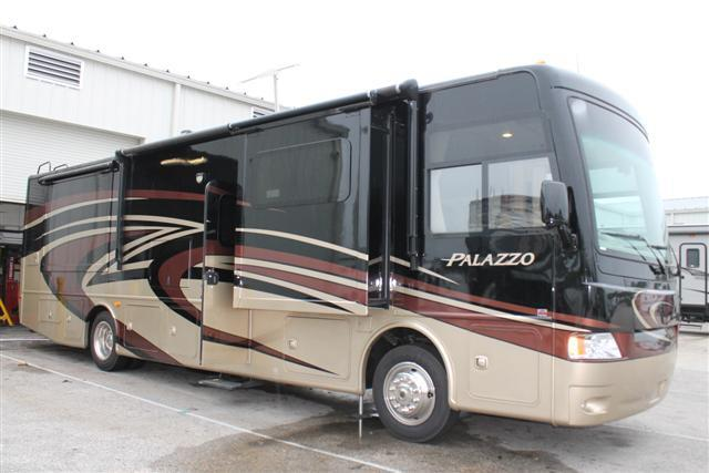 Used 2014 Thor PALAZZO 35.1 Class A - Diesel For Sale