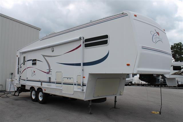 Used 2001 Forest River Cardinal 29 RLB Fifth Wheel For Sale