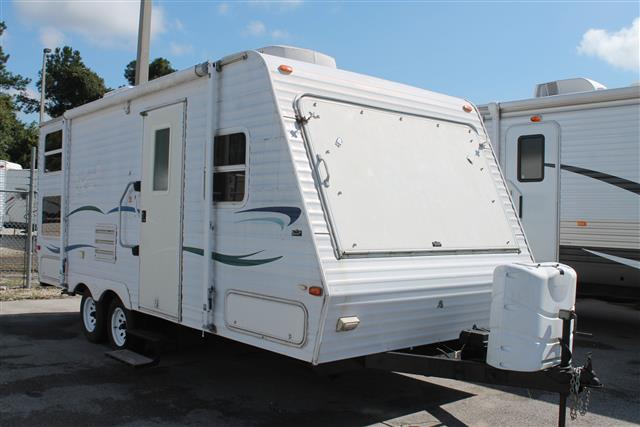 Used 2002 Keystone Cabana 2150 Travel Trailer For Sale