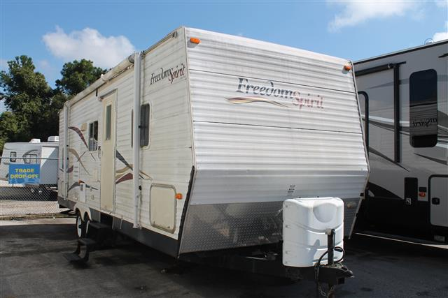 Used 2007 Fleetwood Keystone FREEDOM SPIRIT 260 Travel Trailer For Sale