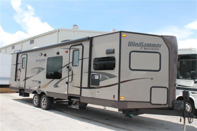 2013 Rockwood Rv Windjammer