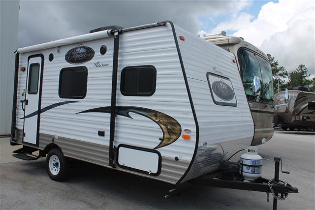 Used 2014 Coachmen Clipper 16FB Travel Trailer For Sale