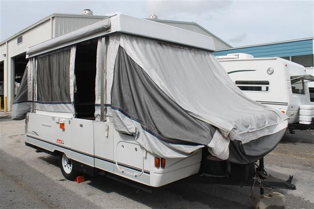Used 2003 Fleetwood Coleman CHEYENNE 12 Pop Up For Sale