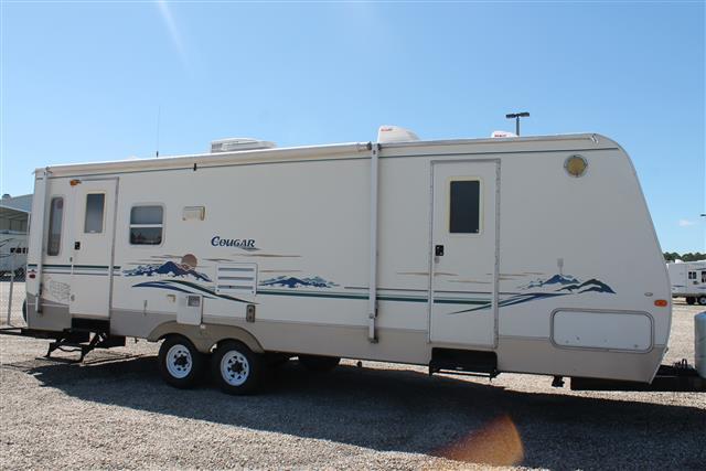 Used 2003 Keystone Cougar 29RL Travel Trailer For Sale