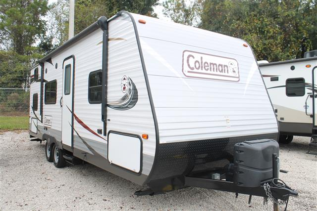 Used 2015 Coleman Coleman CTS274BH Travel Trailer For Sale