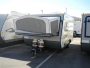 New 2013 Jayco JAY FEATHER ULTRALITE X17Z Hybrid Travel Trailer For Sale
