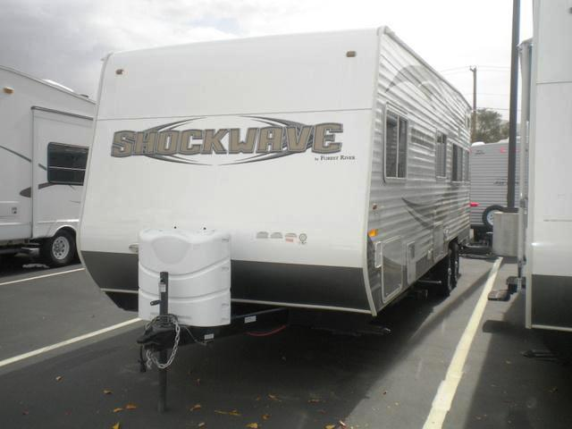 2012 Forest River Shockwave