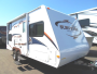 Used 2012 Forest River Surveyor 210 Travel Trailer For Sale