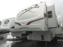 Used 2007 Fleetwood Quantum 325RKS Fifth Wheel For Sale