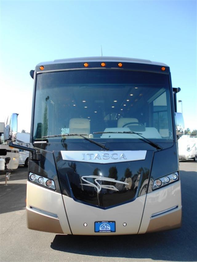 2014 Class A - Diesel Itasca Meridian