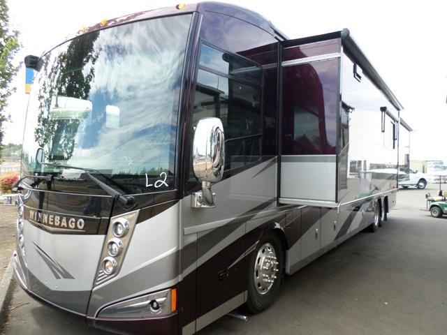 2014 Class A - Diesel Winnebago Tour