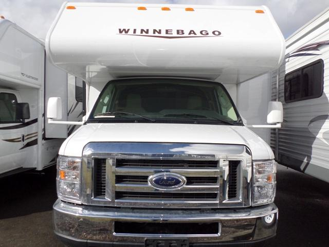 2014 Winnebago Minnie