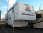 Used 2005 Fleetwood PROLWER REGAL AX6 345RLTS Fifth Wheel For Sale
