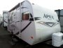 Used 2011 Coachmen Apex 18BH Travel Trailer For Sale