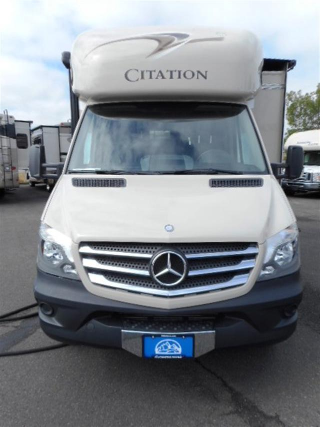2015 Class C Thor Motor Coach Four Winds Chateau Citation