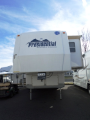 Used 2002 Holiday Rambler Presidential 34RLT Fifth Wheel For Sale
