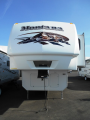 Used 2009 Keystone Montana 3400RLS Fifth Wheel For Sale