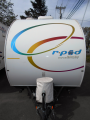 Used 2010 Forest River R POD RP177 Travel Trailer For Sale