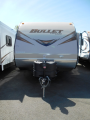 New 2014 Keystone Bullet 251RBS Travel Trailer For Sale