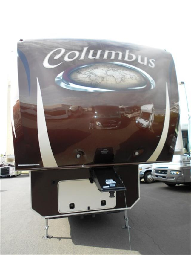 2014 Fifth Wheel Forest River Columbus
