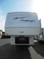 Used 2004 Keystone Challenger 31RLB Fifth Wheel For Sale