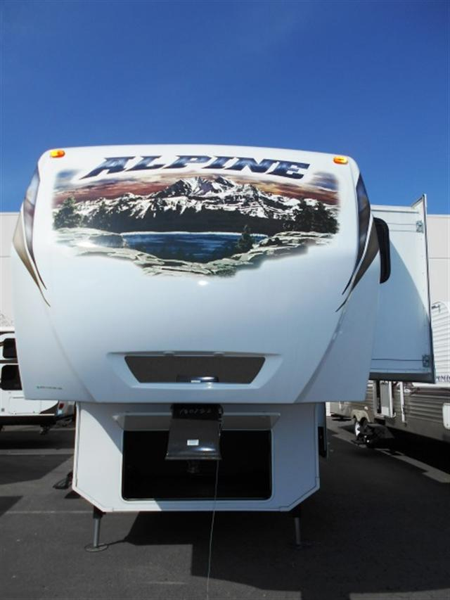 2014 Fifth Wheel Keystone Alpine