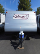 New 2015 Coleman Coleman CTS16QB Travel Trailer For Sale