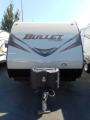 New 2015 Keystone Bullet 204RBS Travel Trailer For Sale