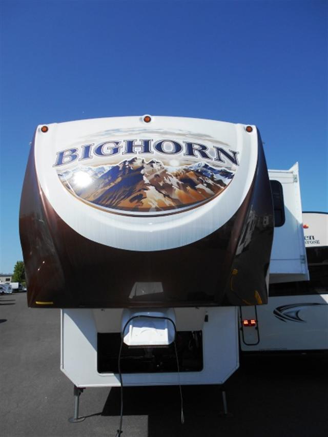2013 Fifth Wheel Heartland Bighorn