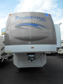 Used 2009 Holiday Rambler Presidential 37SKQ Fifth Wheel For Sale