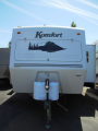 Used 2007 Dutchmen Komfort 274TS Travel Trailer For Sale