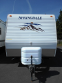 Used 2008 Keystone Springdale 291RKL Travel Trailer For Sale