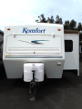 Used 2004 Komfort Komfort 27TSRG Travel Trailer For Sale