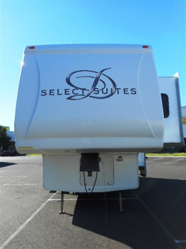 2007 Fifth Wheel Double Tree Select Suite
