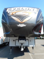 Used 2014 Heartland Cyclone 3100 Fifth Wheel Toyhauler For Sale