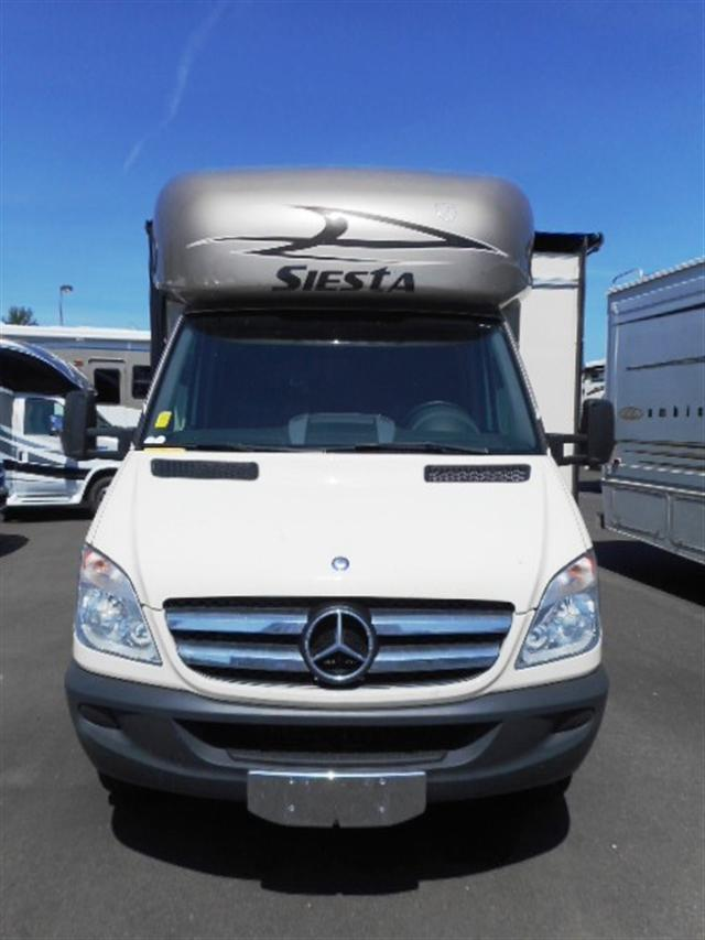 Used 2013 THOR MOTOR COACH Siesta 24 Class C For Sale