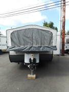 Used 2013 Jayco Jay Feather X23F Hybrid Travel Trailer For Sale
