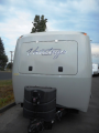 Used 2012 Keystone VANTAGE 29RLS Travel Trailer For Sale