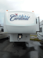 Used 2006 Forest River Cardinal 36 Fifth Wheel For Sale