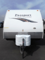 Used 2014 Keystone Passport 2100RB Travel Trailer For Sale