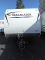 Used 2013 Komfort Trailblazer 2700RB Travel Trailer For Sale