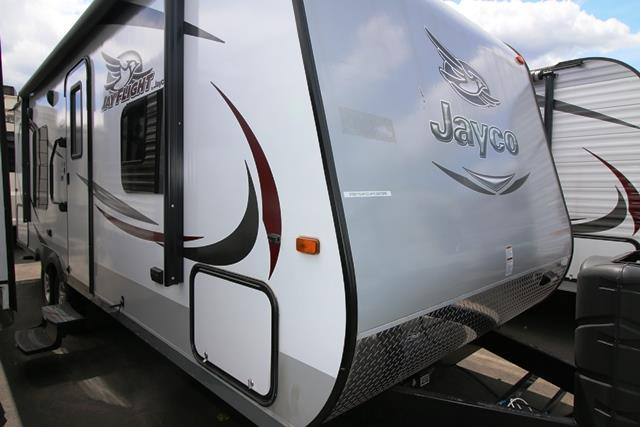 New 2015 Jayco Jay Flight 23RB Travel Trailer For Sale