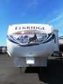 Used 2011 Heartland ELK RIDGE M-29RLSB Fifth Wheel For Sale