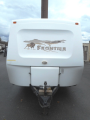 Used 2005 K-Z Frontier 2802 Travel Trailer For Sale